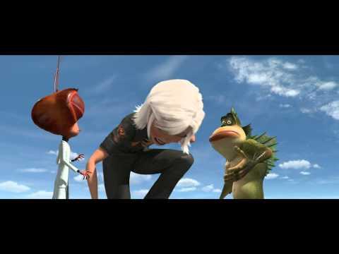 Trailer do filme Monstros vs. Alienigenas