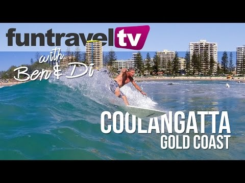 Coolangatta Gold Coast Australia holiday travel guide
