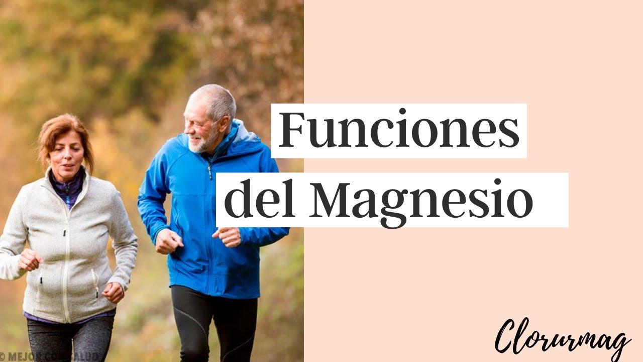 FUNCIONES DEL MAGNESIO - POR PABLO SANCHEZ (CLORURMAG)