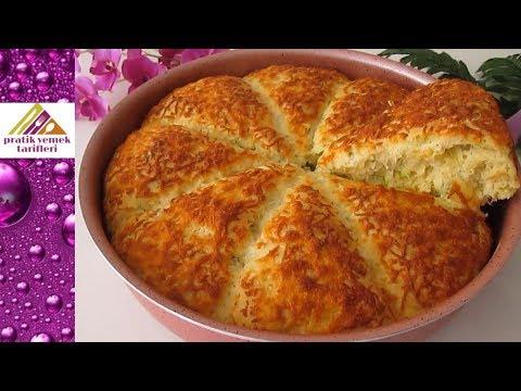 Alışkanlık Yapacak Bir Çörek-Haftasonu Kahvaltısı Için Yumuşacık çörek / Pratik Yemek Tarifleri