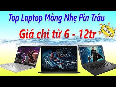 Những Chiếc Laptop Giá Rẻ Sở Hữu Kiểu Dáng Mỏng Nhẹ Và Thời Lượng Pin Tốt