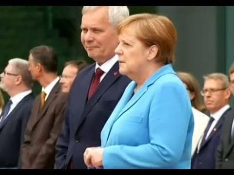 Беспокоит ли немцев здоровье Ангелы Меркель?