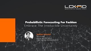 Probabilistic Forecasting For Fashion: Embrace The Irreducible Uncertainty of the Future Demand