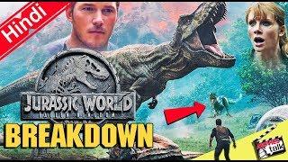 Jurassic World Fallen Kingdom Trailer Breakdown [Explained In Hindi]