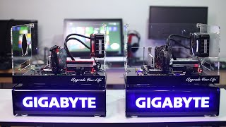 เปร ยบเท ยบการใช งานระหว าง system workstation ก บ system gaming จาก gigabyte