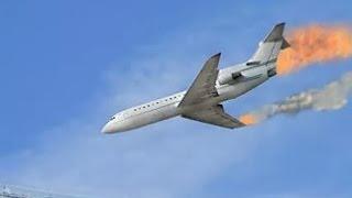 Авиакатастрофа!!! Крушение Ту-154 под Сочи в Черном море МО РФ  Plane crash !!! The crash of Tu-154