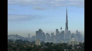 Burj Khalifa (Burj Dubai) VS Landmarks (HD)