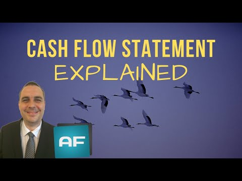 Cash Flow Statement Explained: Basic Cash Flow Statement Tutorial
