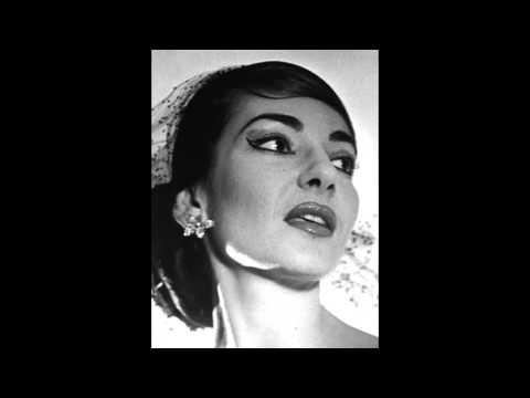 Maria Callas - Miserere d'un'alma - Il Trovatore