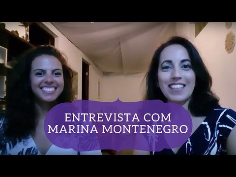 Daniela Cunha entrevista Marina Montenegro