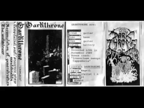 Darkthrone Cromlech Demo 1989