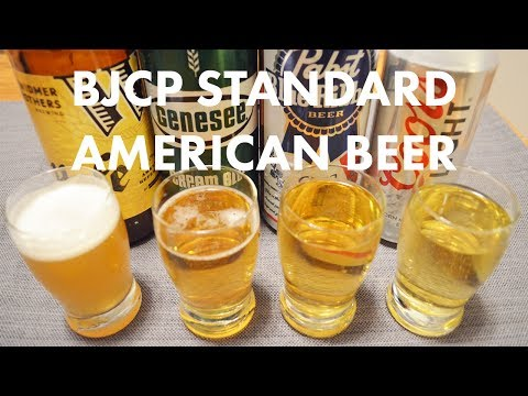 BJCP Category 1: Standard American Beers