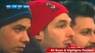 MILAN 3-0 INTER ALL GOALS & HIGHLIGHTS 31 01 2016 HD