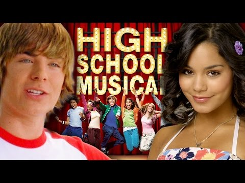 Elenco de High School Musical: Donde Están Ahora?