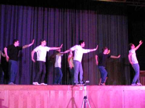 Mr Cole Harbour High Group Dance
