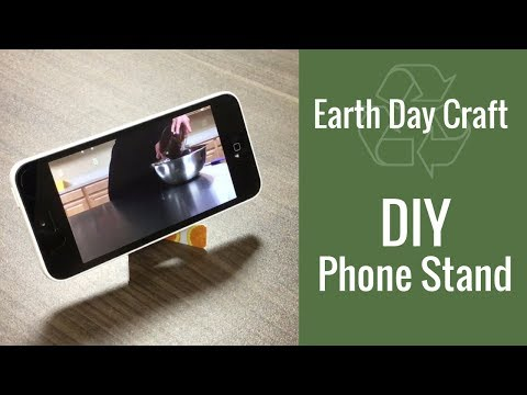 DIY Phone Stand from a Gift Card   ShopWithScrip
