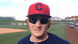 Clint Frazier on first Cactus League homer