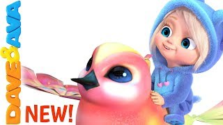 🌠 Hush Little Baby   Lullabies for Babies & Nursery Rhymes from Dave and Ava 🌠