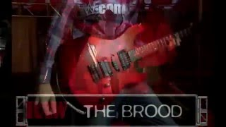 WWF The Brood Theme - Guitar Cover