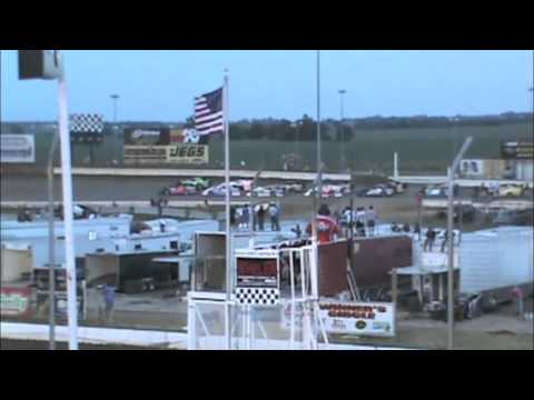 I-80 Speedway MLRA & CBC Late Models Alphabet Soup