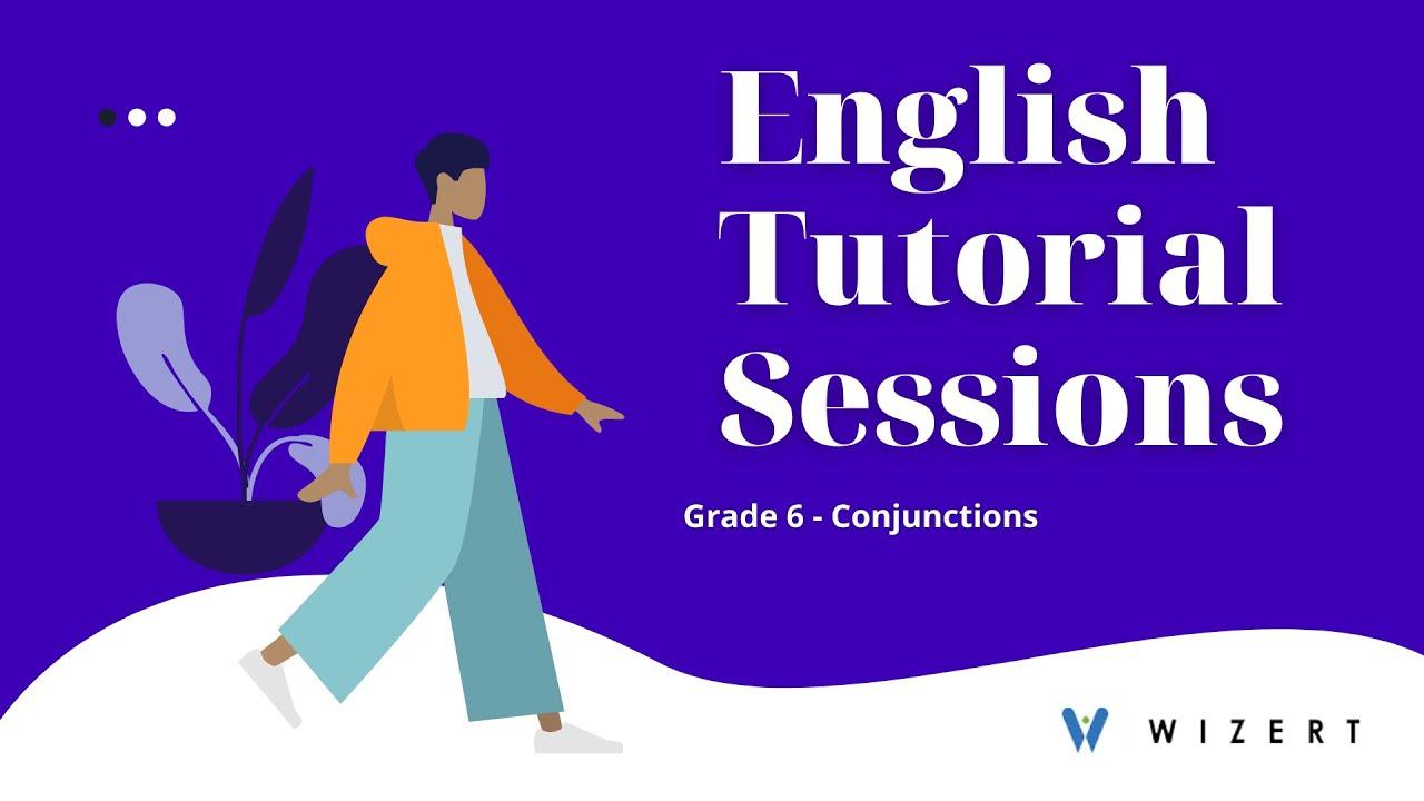 medium resolution of Grade 6 English Worksheets - Conjunctions worksheets for Grade 6 - Set  1606290133 - YouTube