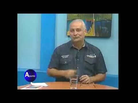 APUNTO  CON JUAN CARLOS FERNÁNDEZ 29.11.17 ENTREVISTA CON GUSTAVO FERNÁNDEZ 29.11.17