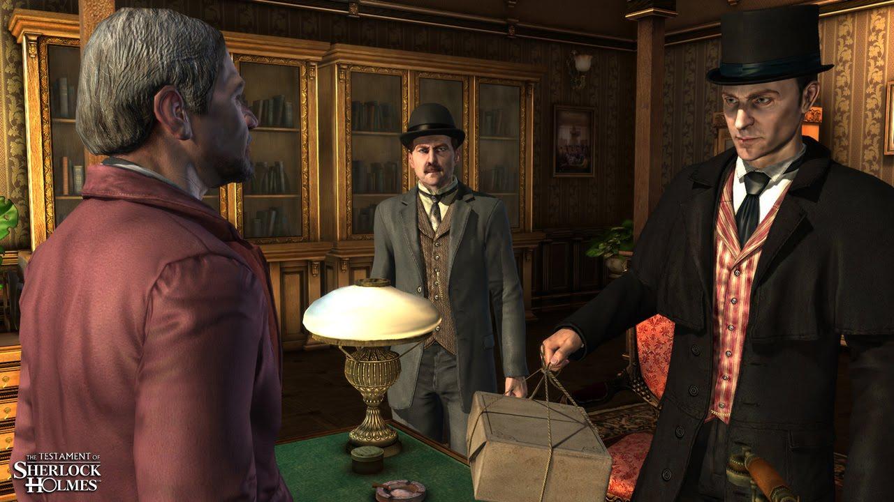 Download The Testament of Sherlock Holmes #3 Kimi Holmes
