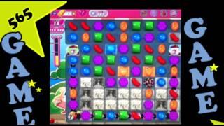 Candy Crush Saga Level 565 GAME