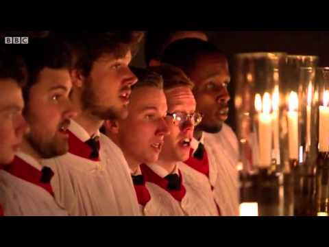 King's College Cambridge 2015 #14 Love Came Down at Christmas  &  #15 What Sweeter Music
