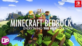 Minecraft Bedrock Switch Is OUT - Top 10 Things YOU NEED to know