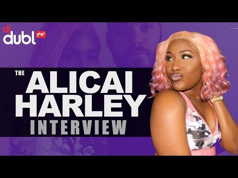 Alicai Harley Interview - Open mic nights, being kicked out of school & the importance of dubplates