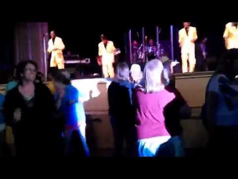 The Spinners at Lakeside Memorial Weekend 2014 - YouTube