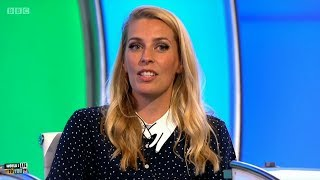 Did Sara Pascoe mistakenly go to Central America on Holiday?   - Would I Lie to You? [HD][CC]