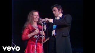 June Carter Cash - Oh! Susanna (Live In Las Vegas, 1979)
