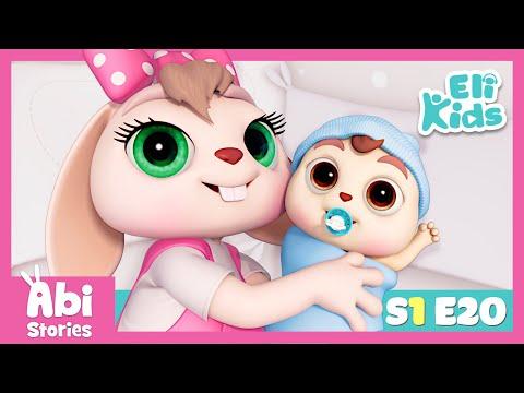 Download New Baby   Share Love   Abi Stories Episode 20   Eli Kids Educational Cartoon