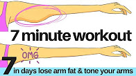 how to lose arm fat in 2 months