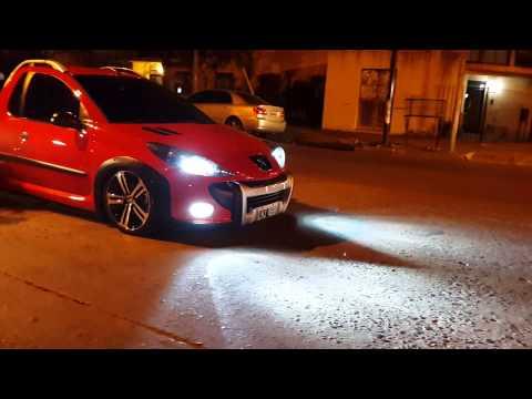 Peugeot hoggar al piso suspencion baja argentina