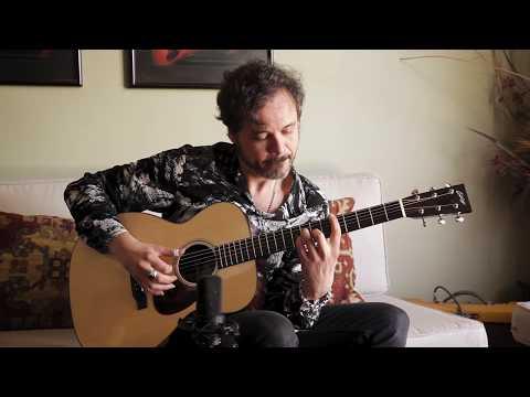 """Diego Garcia - Collings OM1 Indian  - """"El Camino"""""""