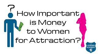 How Important is Money in Dating & Attraction to Women?