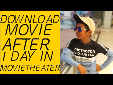 How To Download Any Movie  After 1 Day In Movie Theater In Hindi (Dtechz)