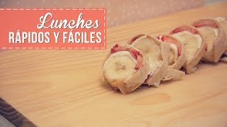 Lunches rápidos y ricos para la escuela!