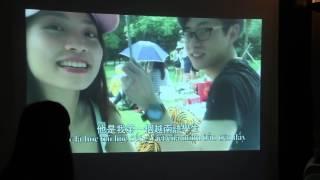 Oct 21 2016【燦爛語言教室】阮秋姮&厲家揚:越南文教學的胡志明小徑
