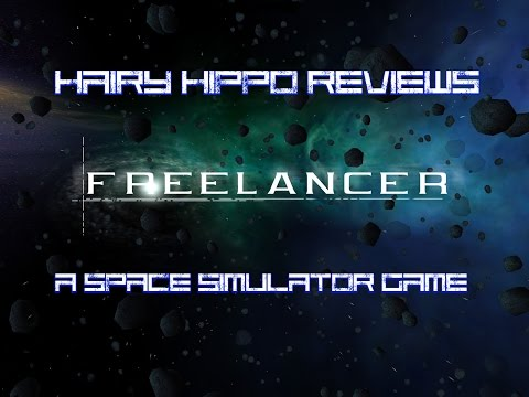 Hairy Hippo Reviews - Freelancer, a Space Simulator Game
