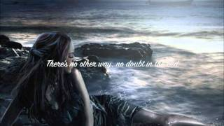 Within Temptation~ Empty Eyes (lyrics)