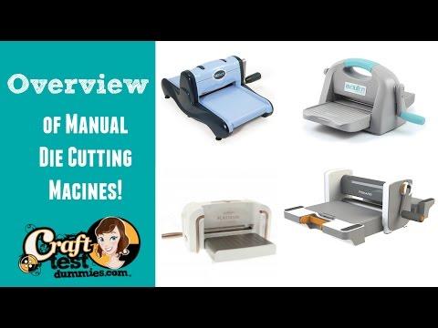 Comparison of Manual Die Cutting Machines