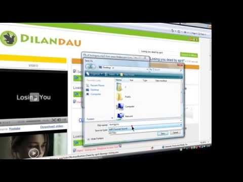 #1 - How To Download MP3 Format Music For Free.