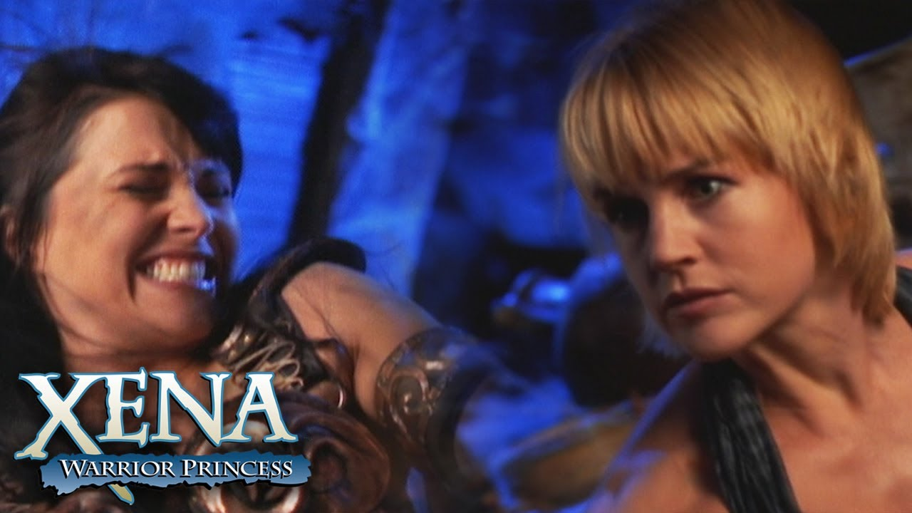 Download Xena and Gabrielle Are Joined At The Hip! | Xena: Warrior Princess