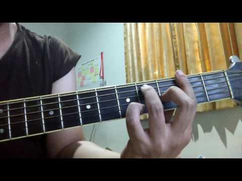 Merakit Perahu - Hivi (Acoustic Guitar Cover)