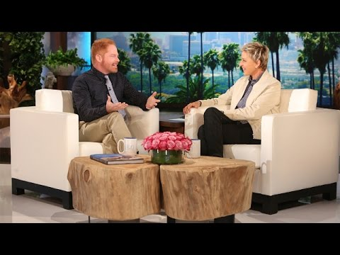 Jesse Tyler Ferguson Talks Marriage