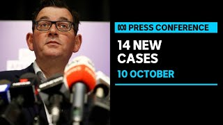 Victoria records no COVID-19 deaths for third consecutive day, records 14 new cases | ABC News